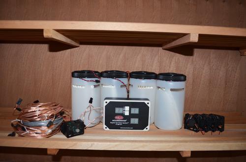 Avallo Accumonitor Installation