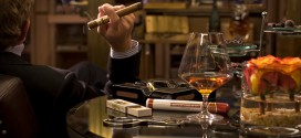 Smoking the right cigar