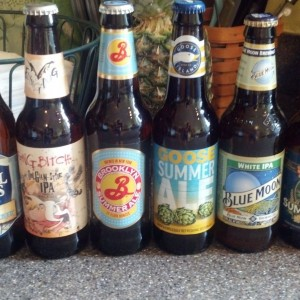 Father's Day 2015 Beer Line-Up.