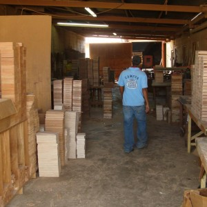 Padron box factory