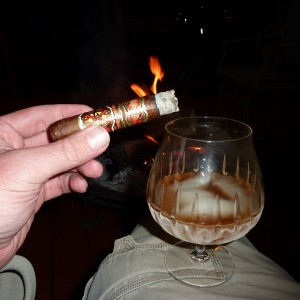OpusX PerfeXion X - 2006 - Halfway Through & Reloading the Scotch!