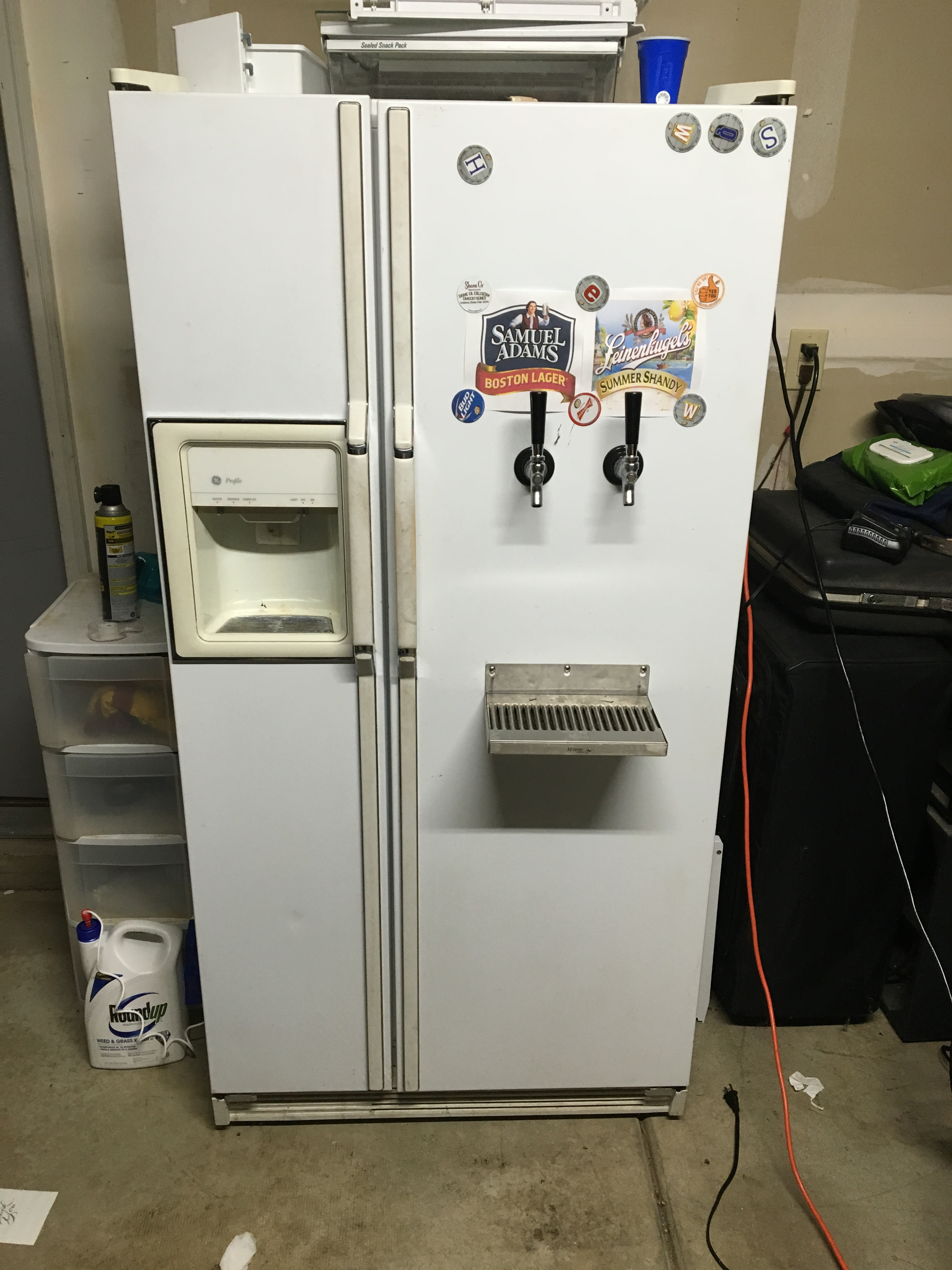 My DIY Kegerator | Cigar Forums