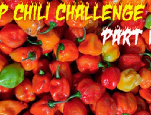 CP Chili Challenge II