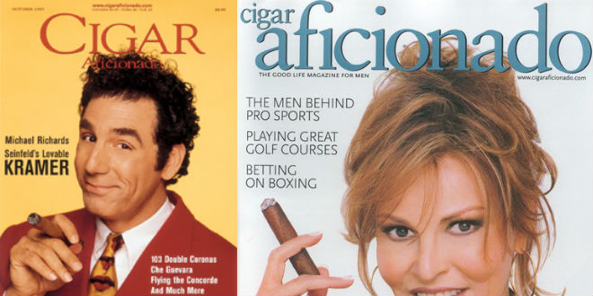 Review of Cigar Aficionado Magazine