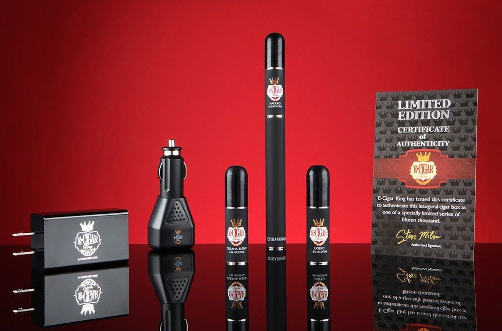 E-Cigar King Vapor Kit Review