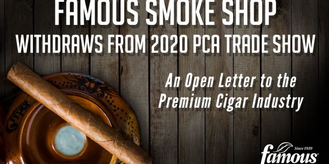 Famous Smoke PCA